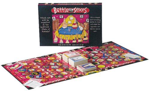 Battle of the Sexes Bedroom by Imagination Entertainment by Imagination Entertainment