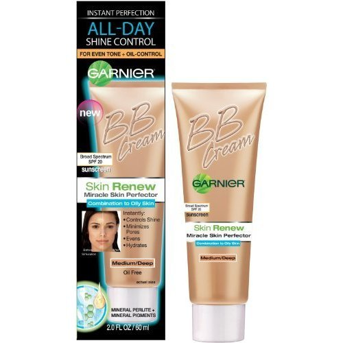 Garnier Miracle Skin Perfector BB Cream: Combination to Oily