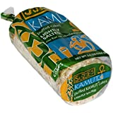 Suzie's Kamut Puffed Cakes, Lightly Salted, 3.6-Ounce Bags (Pack of 12)