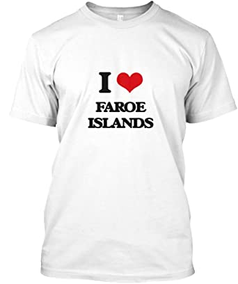 f27e0cb6a6dd9 Amazon.com  I Faroe Islands Premium Tee - Premium Tee  Clothing