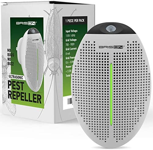 2019 Ultrasonic Pest Repeller Plug product image