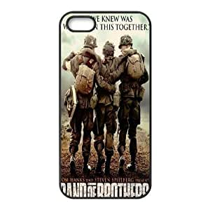 Band of Brothers Personalized Case for Iphone 5,5S, Customized Band of Brothers Case