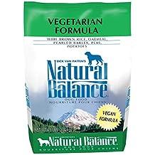 Dick Van Patten's Natural Balance Vegetarian Formula Dry Dog Food, 4.5-Pound Bag