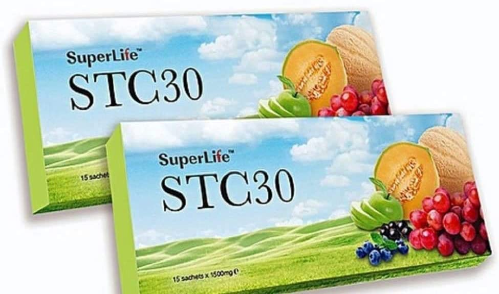 Stem Cell Supplement (2packs,30 sact,$90 per 1) Reverse Your Biological Clock with Superlife Stc30, No1 Immunity Booster !Clinicaly Proven to Restore and Reactivate Your Stem Cells (1pk is 15sact)