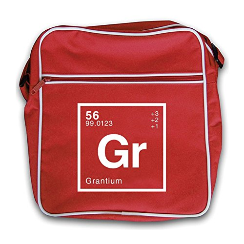 Red Element Grant Retro Periodic Flight Dressdown Bag 86vqPnWH