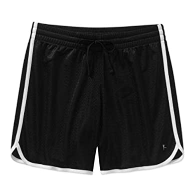 black and white shorts womens