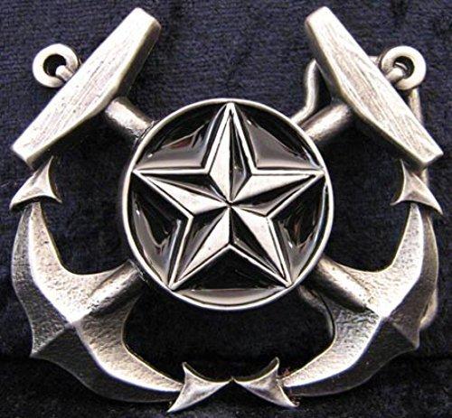 Hebilla con dos Anclas cruzadas tatuaje ~ ~ ~ pirata Anchor ...