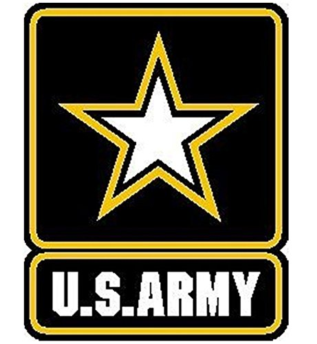 - Chiam-Mart 1 Set Monumental Unique U.S. Army US Sticker Signs Car Decals Military Home Decor Cars Vinyl Wall Hoverboard Truck Bumper Window Graphics Racing Decal Stickers Laptop Size 3.5
