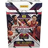 2018 PANINI CONTENDERS DRAFT PICKS BASKETBALL FEATURES A 130-CARD BASE SET INCLUDING 60 COLLEGE TICKET, 50 SEASON TICKET, 15 RPS COLLEGE TICKET AND 5 INTERNATIONAL TICKET