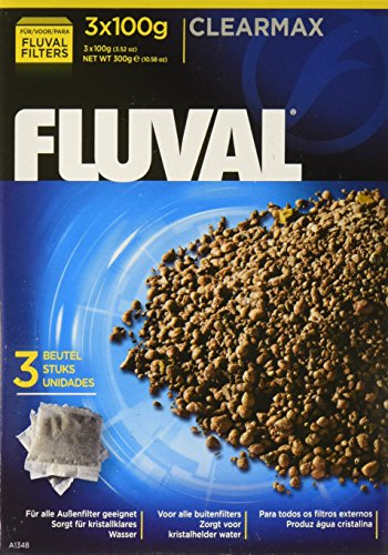 (Fluval Clearmax Phosphate Remover Filters, 3.5 Ounces - 3-Pack)