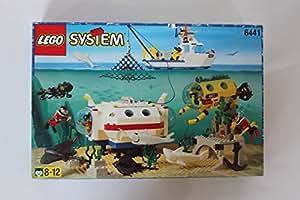 Lego Divers Deep Reef Refuge 6441