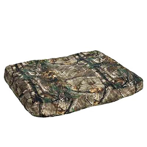 Carhartt Gear 101510 Large Camo Dog Bed - Large - Realtree Xtra