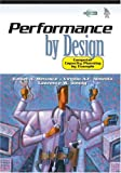 Performance by Design 9780130906731