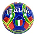 New High Quality Outdoor Sport Soccer Fan 2014 World Cup Italy Italia Soccer Ball Size 5!