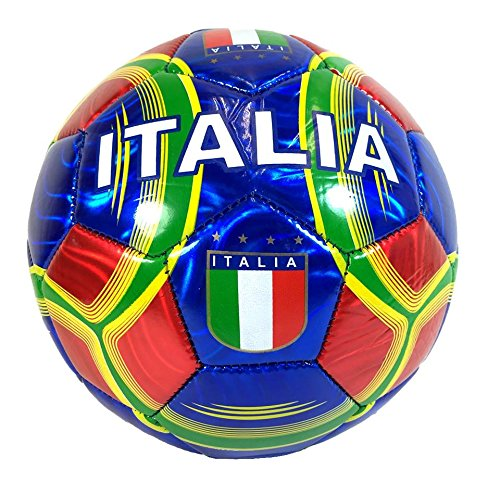 Italy Cup Champions World - New Outdoor Sport Soccer Fan 2014 World Cup Italy Italia Soccer Ball Size 5!