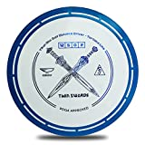 #7: Yikun Professional Disc Golf Twin Swords |Distance Driver |170-172g| Perfect For Outdoor Games and Competition