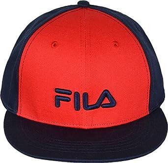 939e5d068ea FILA Casquette de baseball pour homme logo avant  Amazon.fr  Vêtements et  accessoires