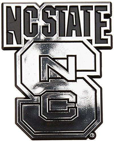 [해외]팀 ProMark NCAA 크롬 자동차 엠블렘/Team ProMark NCAA Chrome Automobile Emblem