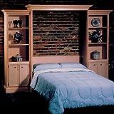 Fold Down Bed Mechanism Vertical Mount - Queen (86-5/16'' HX 63-7/8'' W)