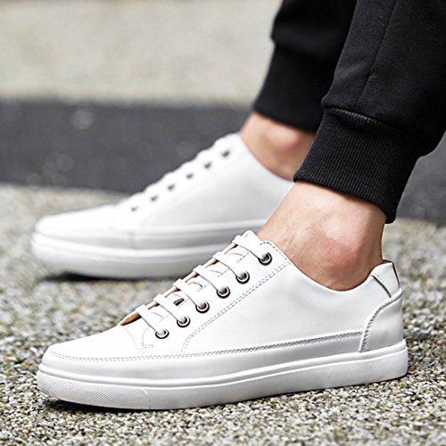 LHEU Minitoo 40 Sneaker LH521 Bianco White Uomo dnfT8w