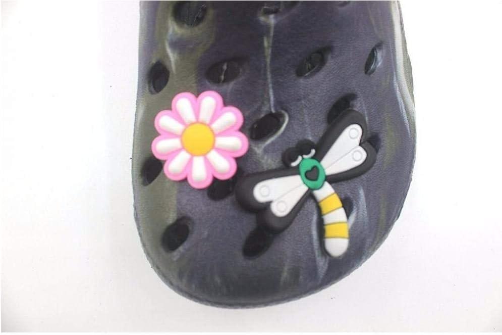 50pcs//lot Shoe Accessories Shoe Charms Shoe Decoration Fit Croc and Wrisband for Children Gift Random Style