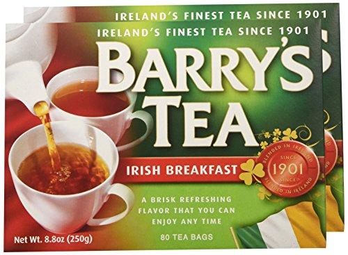 Barry's Tea Irish Breakfast Teabags (80) - Pack of 2 by Barry's Tea (Image #2)