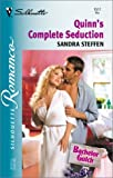 Quinn's Complete Seduction, Sandra Steffen, 0373195176