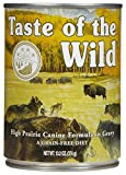 Taste of the Wild Dog Food in Gravy - High Prairie - 13.2 oz - 12 pk