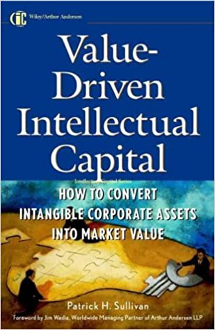 Value-Driven Intellectual Capital: How to Convert Intangible Corporate Assets into Market Value (Intellectual Property-General, Law, Accounting & Finance, Management, Licensing, Special Topics)