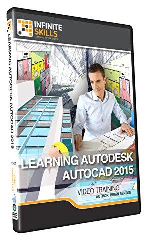 Learning-Autodesk-AutoCAD-2015-Training-DVD