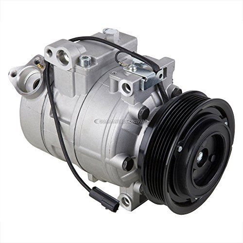 AC Compressor & A/C Clutch For Porsche Boxster 911 Cayman - BuyAutoParts 60-01490NA NEW