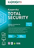 Kaspersky Total Security - 5 Devices [Online Code] [OLD Version]