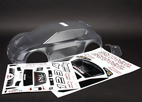 Price comparison product image Traxxas Body, 1/10 Rally (Clear, Requires Paint)