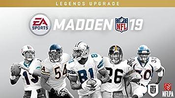 Madden 19 - Legends Upgrade [Online Game Code]