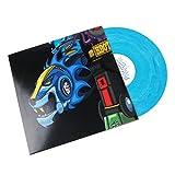 QBert: Super Seal Giant Robo V.2 (Blue Vinyl) Vinyl 10