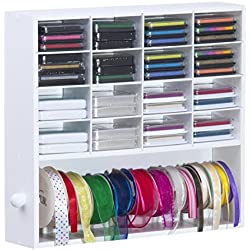 Ink Pads and Ribbon Organizer