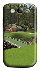 12th Augusta National Custom Polycarbonate Hard Case Cover for Samsung Galaxy S3 SIII I9300