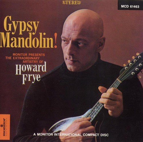 Gypsy Mandolin! by Monitor Records
