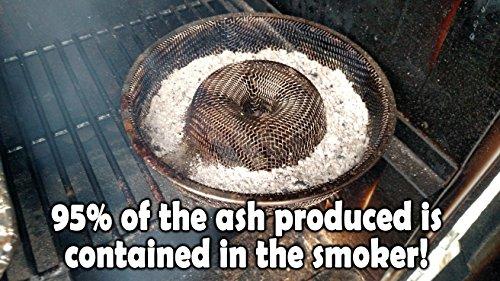 Forget the tube smokers THE NEW SMOKE RING - Circum = 25''or 16.5'' smoker 100% USA made by Smoke Daddy Inc. (Image #4)