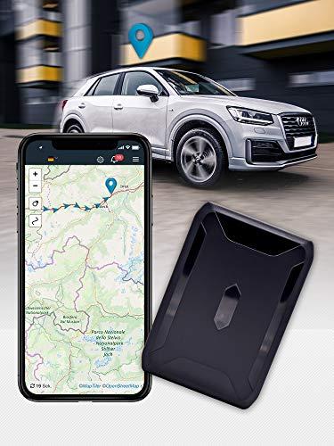 De SALIND GPS Tracker met magneet is geschikt voor alle voertuigen en motorfietsen. Batterijcapaciteit van ca. 40 dagen…