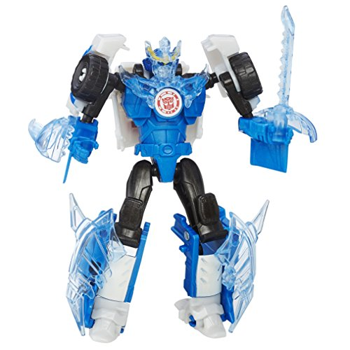 Transformers: Robots in Disguise Strongarm and Sawtooth Battle Packs