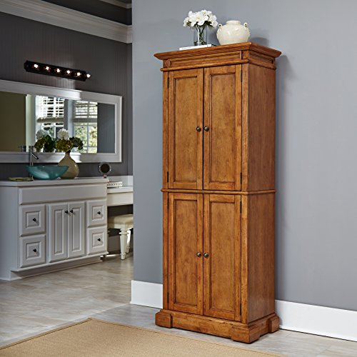 Best Kitchen Cabinet Deals: Home Styles 5004-69 Americana Pantry Storage Cabinet