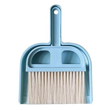 Amazon Com Mini Cleaning Brush Dustpan Set For Car Home