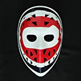 1:1 Custom Vintage Fiberglass Roller NHL Ice Hockey Goalie Mask Helmet Montreal Ken DRYDEN HO08