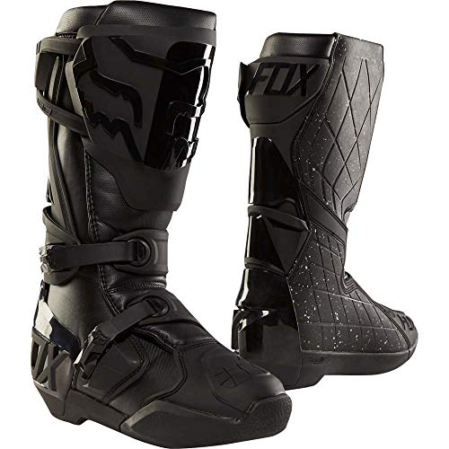 Fox Racing 180 Men's Off-Road Motorcycle Boots - Black/Black / 10