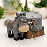DEBON Donkey Theme Ashtray Innovative Home Accessories, Great Review and Comparison
