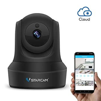 VStarcam inalámbrica cámara IP visión remota Pan Tilt de Vigilancia hogar Cam