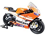 Skynet 1/12 DUCATI GP11 TEAM BIKE (NO.69) (Japan import / The package and the manual are written in Japanese) by AOSHIMA