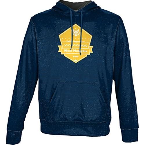 hot ProSphere Boys' West Memphis Police Department Heather Hoodie Sweatshirt (Apparel) free shipping