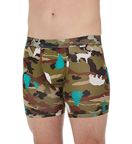 MyPakage Weekday Prints, Wilderness Camo, Large